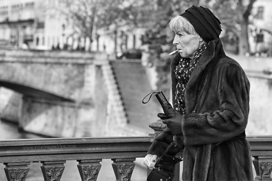 Candid photography Paris