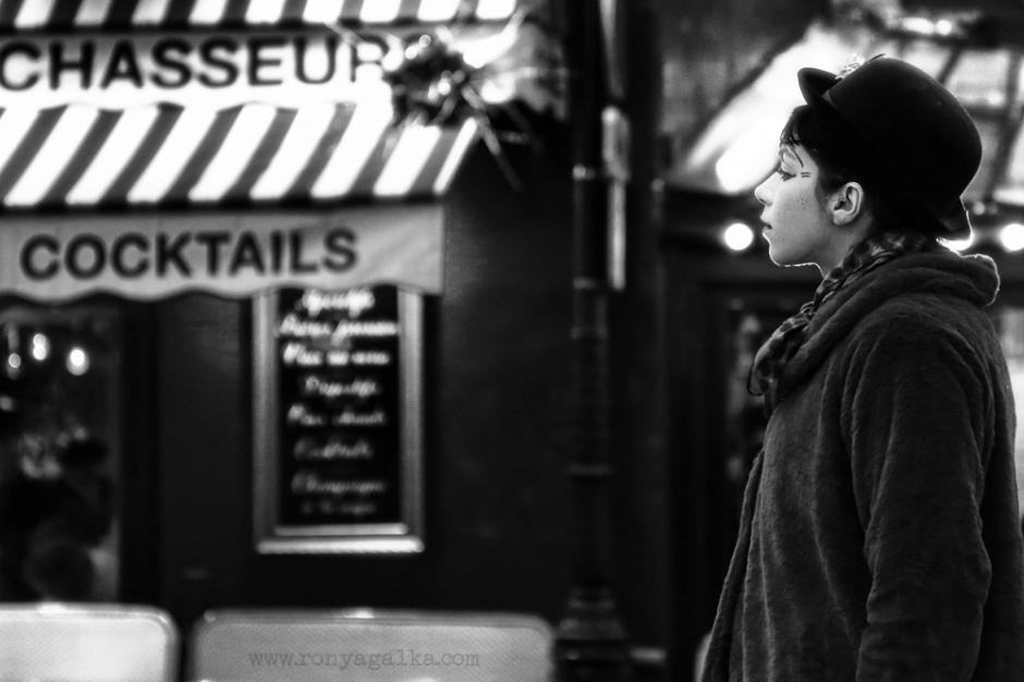 One night in Paris - Ronya Galka