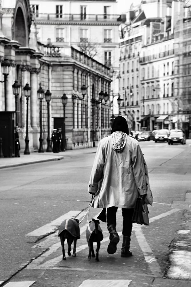 Paris street style photography