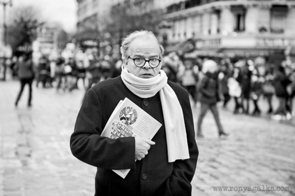Street Photography Paris