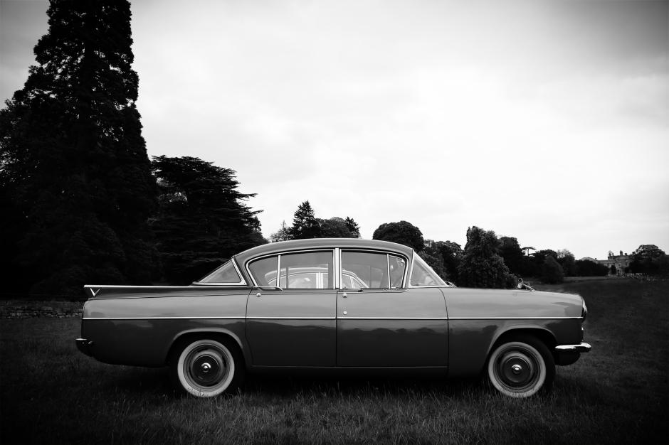 Classic Car Show Ripley Castle