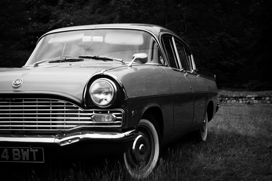 Classic Vauxhall Photograph