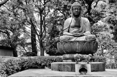 Buddha-statue-Tokyo
