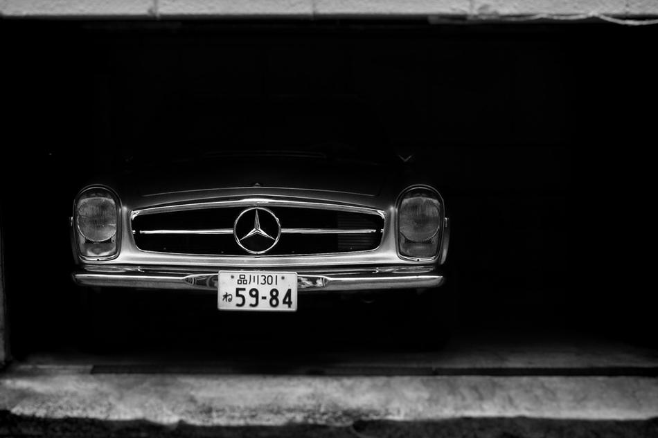 Vintage Car Photography Ronya Galka