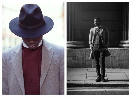 Mens Fashion editorial London