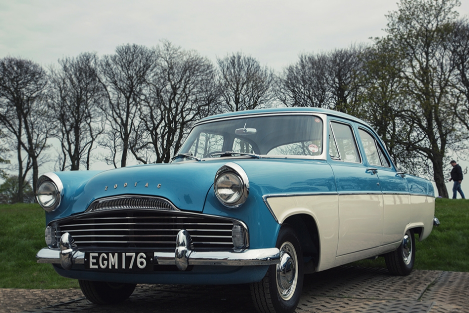 Ford Zodiac Classic Car Great Britain