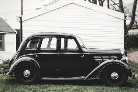 Classic Car show Ryhope 2014