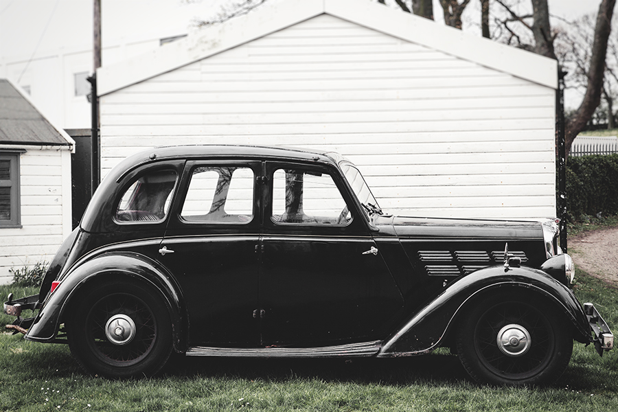 Classic car photography UK