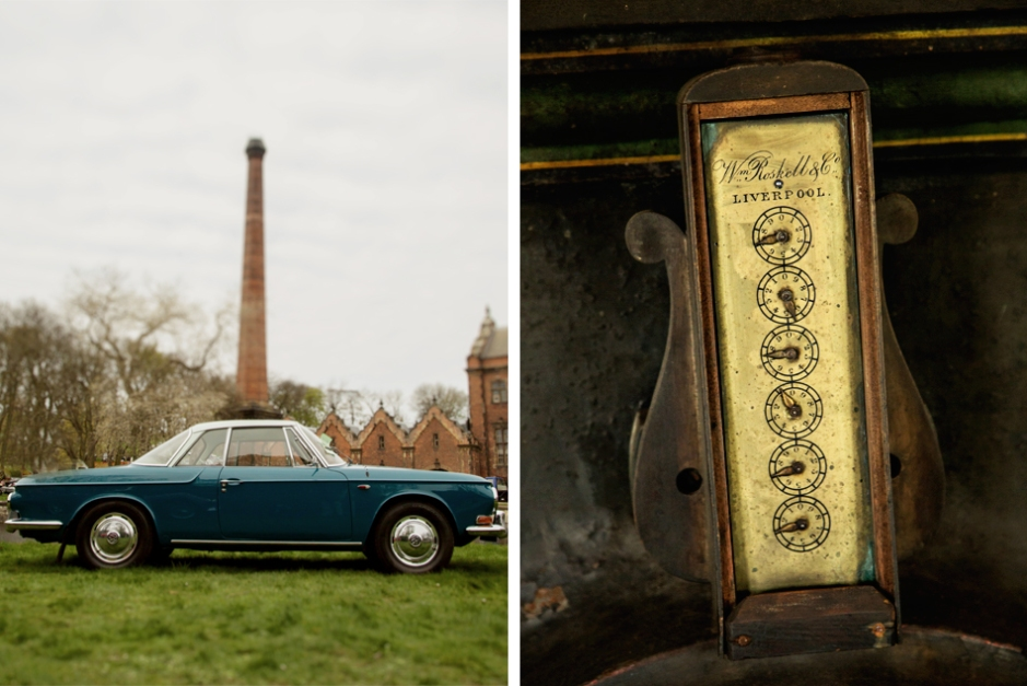 Classic Car photographer UK